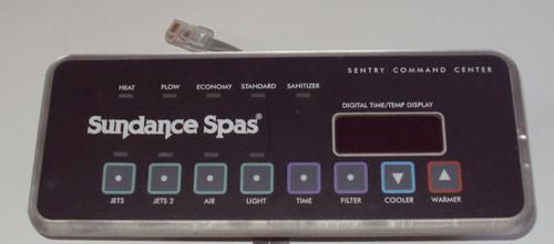 6600-708, Sundance Spas Side Control, 750 Series