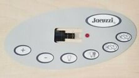 2660-110 Control Panel Underlay