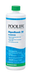 POOLIFE Algae Bomb 30, 1 qt bottle - $12.89