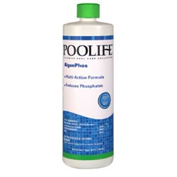 POOLIFE AlgaePhos Algaecide, 1 qt bottle - $31.99