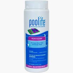 POOLIFE Flocculant 2.25lb bottle - $18.99