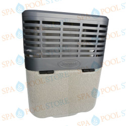 J-LX/J-LXL Series Skimmer Shield in Gypsum (Silver Pearl) Color