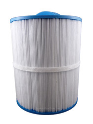 "Spa Filter Darlly: 60506 Baleen: AK-90161 OEM: 06-0005-12 Pleatco: PAS50SV-F2M Unicel: 6CH-502 Artesian Filter Diameter: 6 3/4"", Length: 8"""
