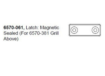 Latch: Magnetic Sealed for LX/LXL (2011+)