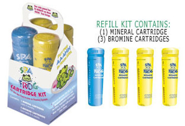 Spa Frog Floating & Inline Systems - Refill Kit