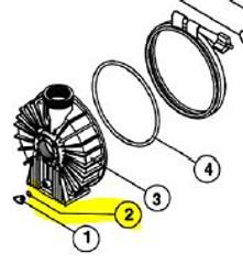 6000-046 Drain Plug O-Ring for Pac Fab Pump