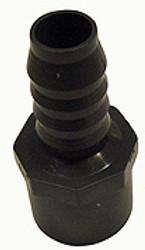 """6540-065 1"""" Spigot x 3/4"""" Barb Adapter"""