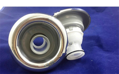 6541-755 Jetface: SMT Turbo Directional with SS Escutcheon (2007+)