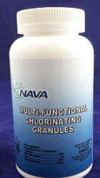 NAVA Multi-Functional Chlorinating Granules 16oz.