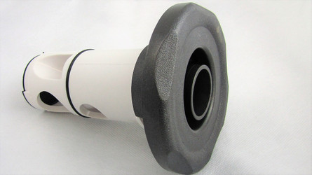 6541-800 Jacuzzi Divert-A-Jet Jet Assembly Graphite Gray