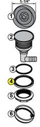 6540-763 Washer: Self Leveling PowerPro LX