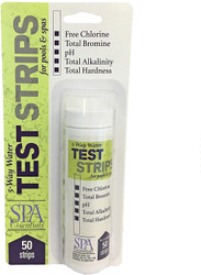Spa Essentials Test Strips 50 count $8.99 - LOWEST PRICING