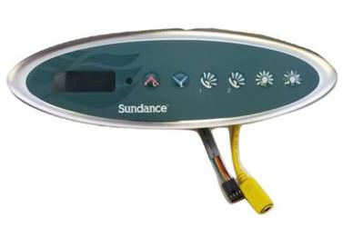 6600-063 Sundance Control Panel 2 Pump 780 Series 11/2013-03/2017