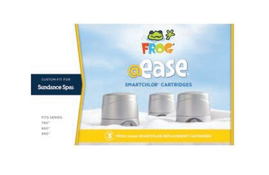 6473-297 @Ease SmartChlor Sundance Spas 3 Pack Replacement Cartridges (6473-297)