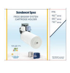 6473-315 Frog @Ease System Cartridge Holder for Sundance Spas