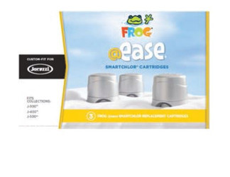 6473-295 Frog @Ease SmartChlor Jacuzzi Hot Tub 3 Pack Replacement Cartridges