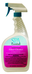 Spa Essentials Filter Cleaner, spray 32 oz
