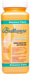 Brilliance pH Increaser with Mineral Salts 16 oz