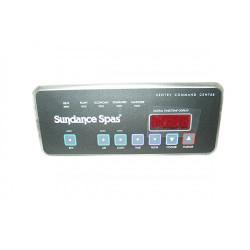 6600-710, Sundance Control Panel, 750 Series, 1 Pump w/ blower
