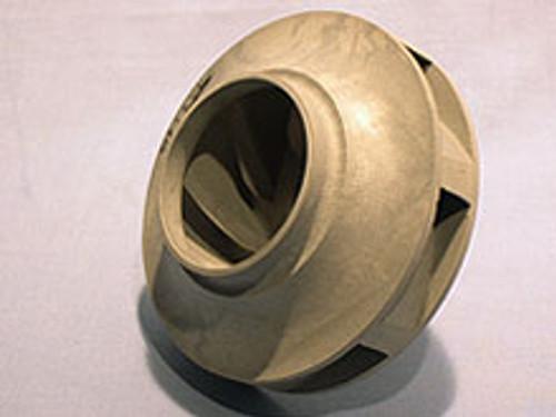 6500-309, Sundance Spas Theraflo Pump Impeller, 2.0 HP (07/2003+)