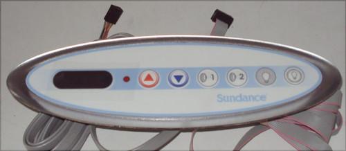 6600-880, Sundance 780 Series Control Panel