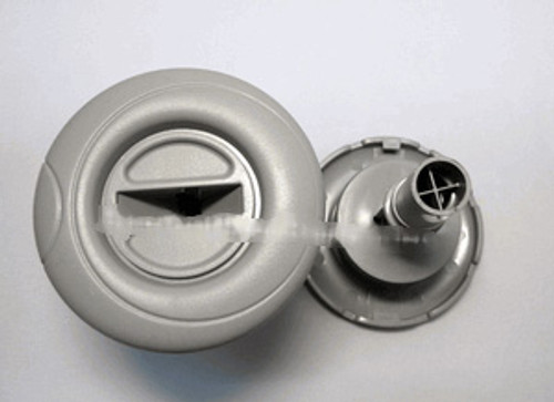 6541-119, Adjustable SMT Fluidix jetface (gray) 2008+ 780 Series
