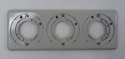 2000-220 Air 3 Position Panel Bezel