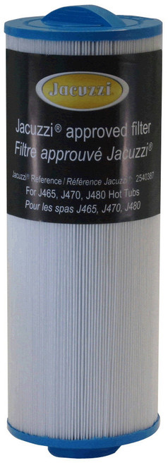 2540-387 Jacuzzi ProClear II Filter Cartridge, 2012