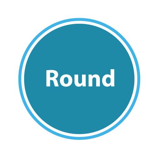 Round Spa Cover