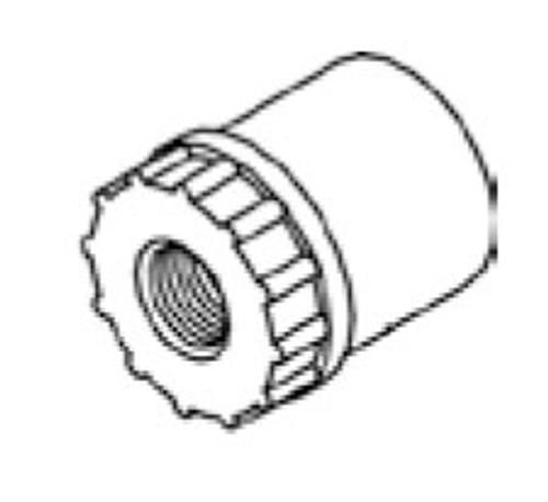 """Reducer 0.5"""" Spigot x 0.25"""" FNPT (6540-021)"""