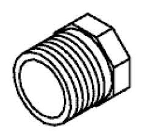 "Plug: 0.75"" MIPT (6540-035)"
