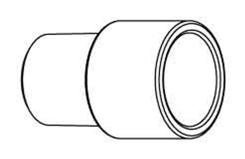"""Pipe Extender 0.05"""" PVC (6540-412)"""