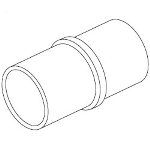 """Repair Fitting 2"""" SCH 40 I.D. to SCH 40 I.D. (6000-351)"""