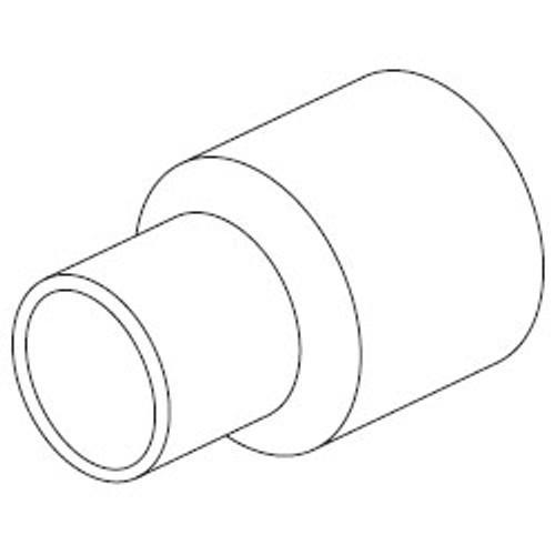 """Repair Fitting 1.5"""" Slips over Street/Spigot Fitting (6000-355)"""