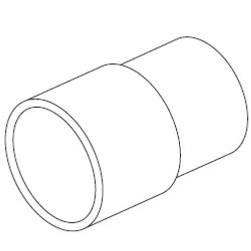 """Repair Fitting 2"""" SCH 40 I.D. to Street/Spigot Fitting (6000-358)"""