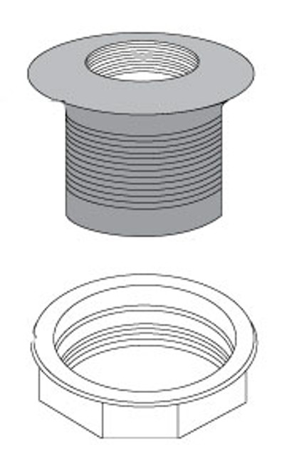 "1.5"" Filter Fitting (includes nut) (309049)"