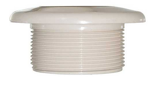 """1.5"""" Wall Fitting (White) (6540-575)"""