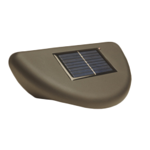 Solar Light Sconce