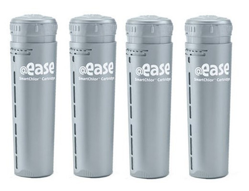 @Ease In-Line SmartChlor Replacement Refill 4 Pack - Auto Shipment Save 5% - Subscribe Below for Savings