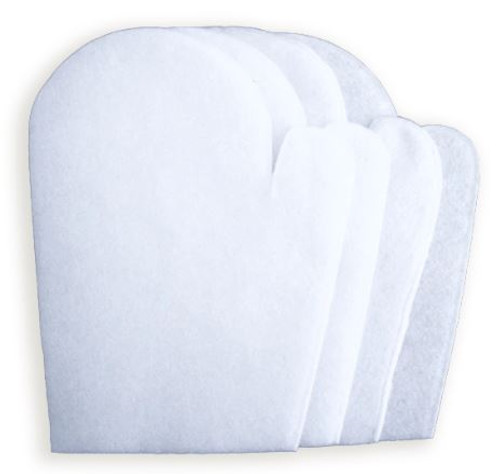 AquaCare™ Cleaning Mitts - Package Qty: 4 Mitts