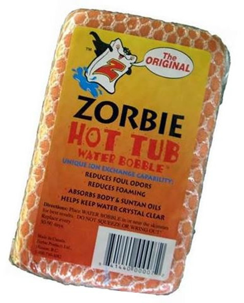 Zorbie Hot Tub Water Bobble for Spas