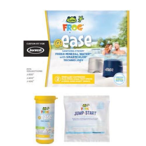 6473-294 Frog @Ease SmartChlor Jacuzzi Hot Tubs Sanitizing System Kit (6473-294)