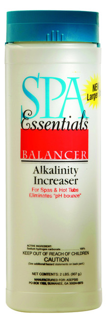 Spa Essentials Alkalinity Increaser 2 lbs