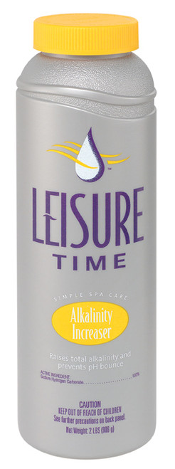 Leisure Time Alkalinity Increaser 2lbs $6.89
