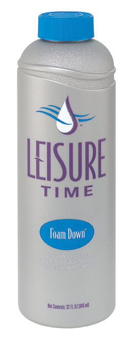Leisure Time Foam Down 32 oz $12.89