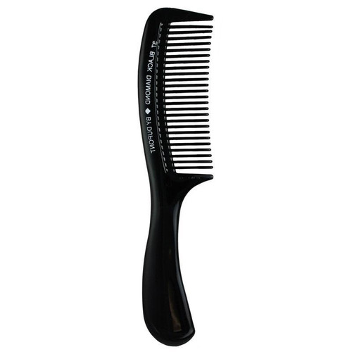 Black Diamond by Dupont 9inch Shampoo Rake #37 Comb