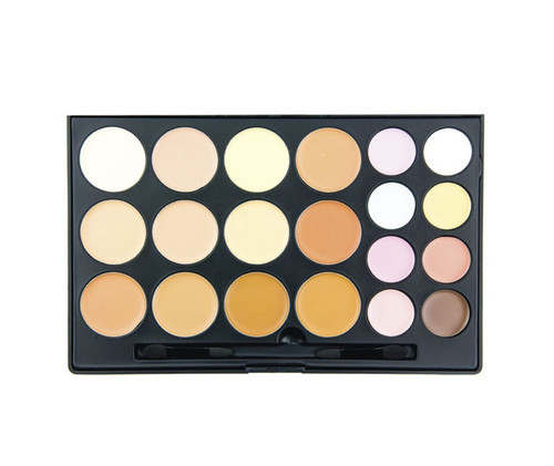 Crown Brush 20 Color Concealer Palette