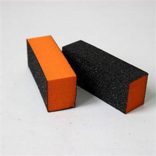 Black and Orange Block Buffer 100/180/180