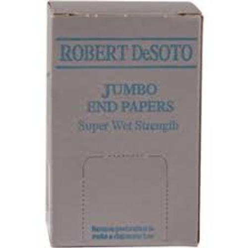 Robert DeSOTO Jumbo End Papers