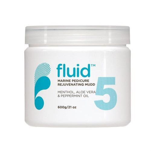 Fluid Marine Pedicure Rejuvenation Mudd #5 600g